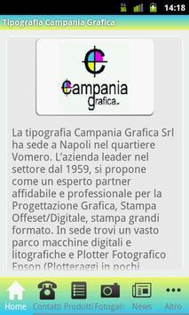 Tipografia Campania Grafica poster