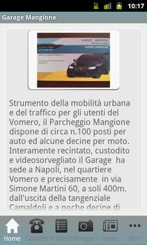 Garage Mangione poster