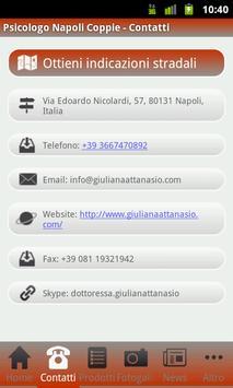 Psicologo Napoli Coppie apk screenshot