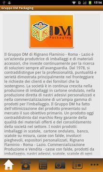 Gruppo DM Packaging apk screenshot