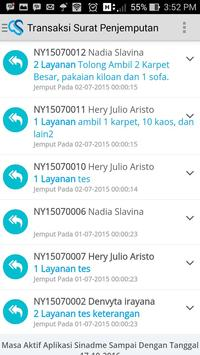 SINADME DELIVERY apk screenshot