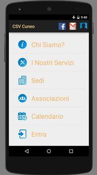 APPVolo CSV Cuneo poster