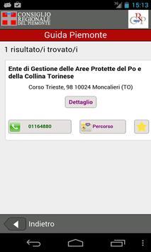 Guida Piemonte apk screenshot