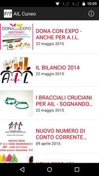 AIL Cuneo apk screenshot
