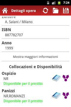 Panizzi Mobile apk screenshot