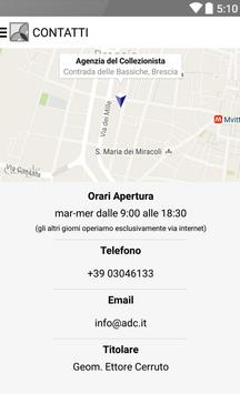 Agenzia del Collezionista apk screenshot