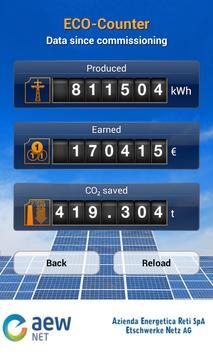 Solar-Monitor apk screenshot