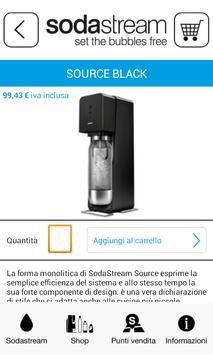 SodaStream apk screenshot