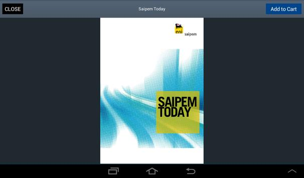Saipem Just Send It apk screenshot