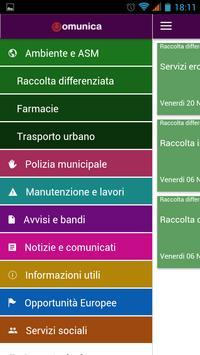 Comunica apk screenshot