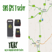 SMS GPS Car Tracker icon