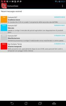ComuniCare apk screenshot