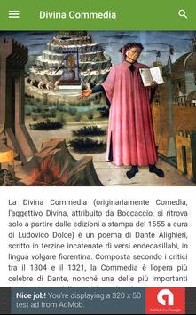 La Divina Commedia poster