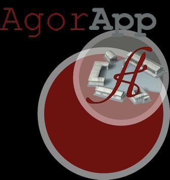 AgorApp Municipio 8 Roma poster
