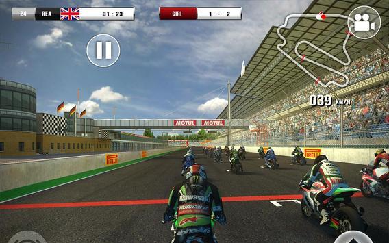 SBK16 Official Mobile Game apk screenshot