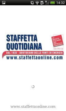 Staffetta Quotidiana poster
