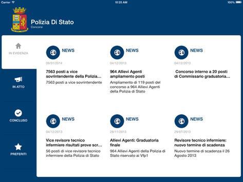 Concorsi Polizia di Stato apk screenshot