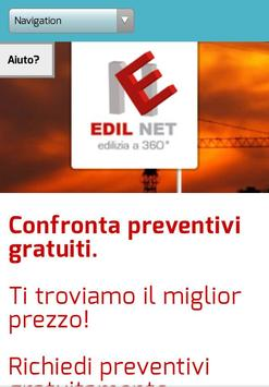 Edilnet - Preventivi Edili apk screenshot