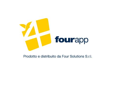 Four App poster