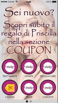 Priscilla Nails poster