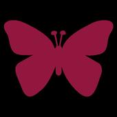 Farfallinapp icon