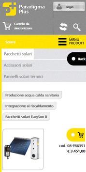 Paradigma Plus apk screenshot