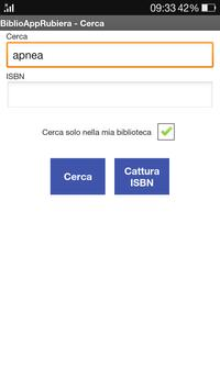 BiblioAppRubiera apk screenshot