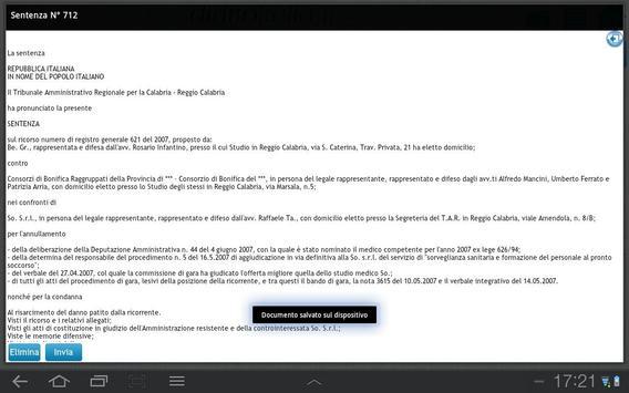 Diritto Italia apk screenshot