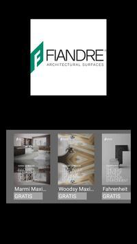 Fiandre poster