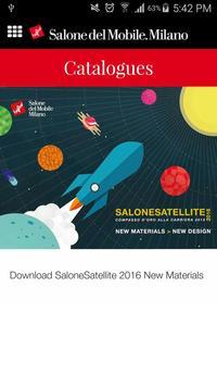 Salone del Mobile.Milano 2016 apk screenshot
