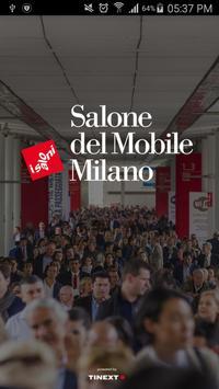Salone del Mobile.Milano 2016 poster