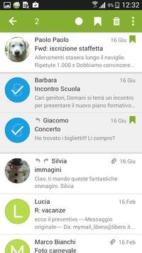 Libero Mail apk screenshot