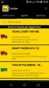 Tracker apk screenshot