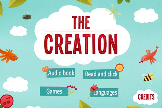The Bible - The Creation Lite poster