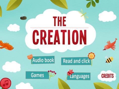 The Bible - The Creation Lite apk screenshot