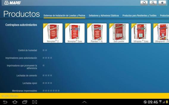 Mapei PA apk screenshot