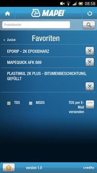 Mapei m. AT apk screenshot