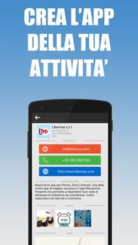 Notillo Out - Crea la tua app poster