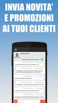 Notillo Out - Crea la tua app apk screenshot