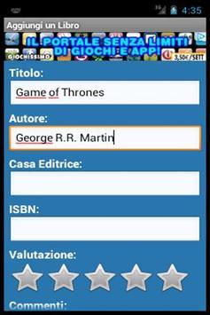 Libreria Digitale apk screenshot