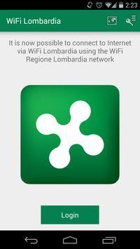 WiFi Lombardia poster