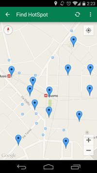 WiFi Lombardia apk screenshot