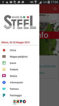 Made in Steel 2015 apk screenshot