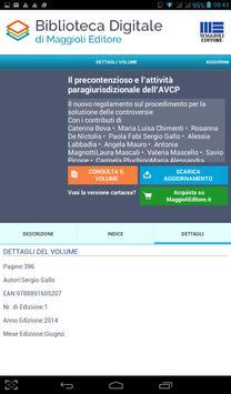 Biblioteca Digitale Maggioli apk screenshot