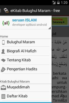 eKitab Bulughul Maram - Free apk screenshot