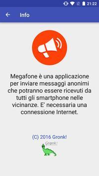 Megafone poster