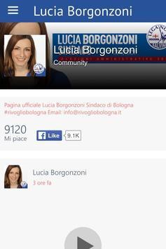 Lucia Borgonzoni apk screenshot