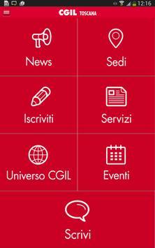 CGIL Toscana apk screenshot