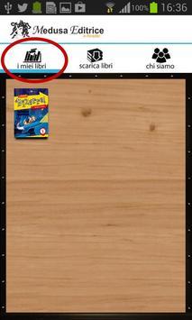 Medusa Editrice e-Reader apk screenshot