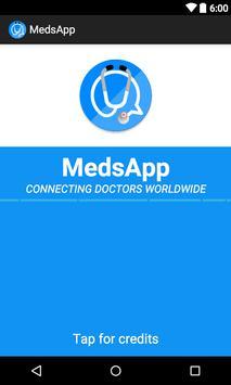 MedsApp poster